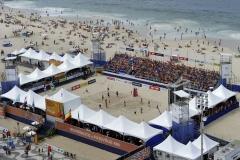 Mudialito de Futevolei 4x4 - Praia de Copacabana