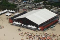 Arena Mundial Nescau de Street Skate - Praia de Copacabana