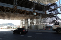 Estrutura para o estúdio HBS - Copa do Mundo 2014